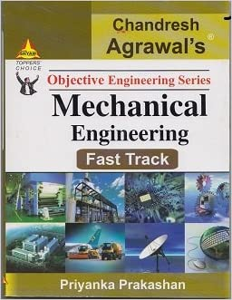 Mechanical Engineering (Objective Engg. Series) - by Dr. Chandresh Agrawal