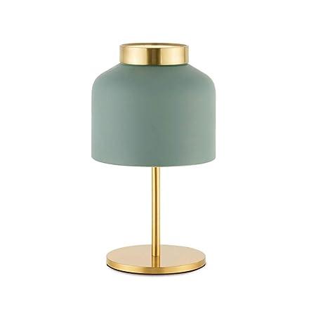 LZC Lámpara de Mesa Minimalista Moderna, lámpara giratoria de ...