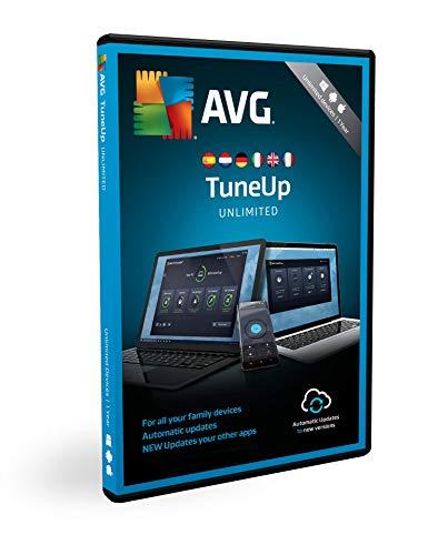 AVG TuneUp | onbeperkt aantal apparaten | 1 jaar | Box