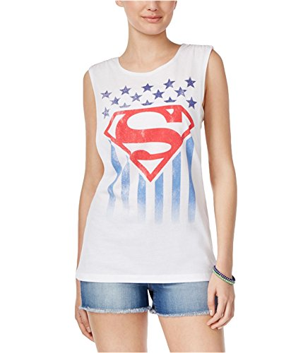 Superman+tank+tops Products : Bioworld Womens Superman Tank Top