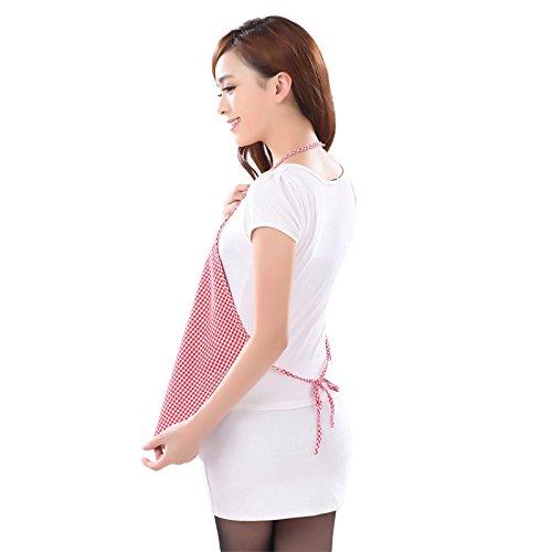 dmmss ropa para embarazo plata Fibra radiación dudou, Pink Grid,: Amazon.es: Deportes y aire libre