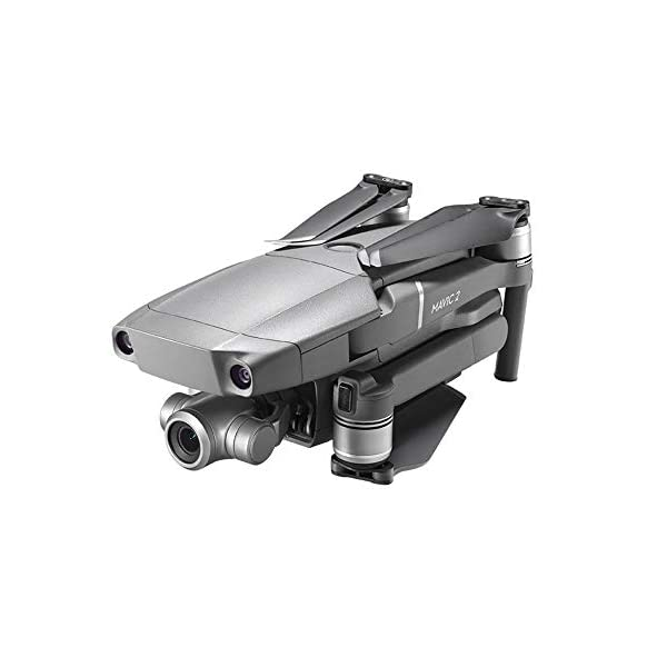 """Dji mavic 2 zoom drone con zoom ottico 24-48 mm, sensore cmos 1/2.3"""" 12 mp, super risoluzione 48 mp & mavic 2 care refresh, garanzia per mavic 2 pro/zoom, fino a due sostituzioni entro 12 mesi 4 spesavip"""