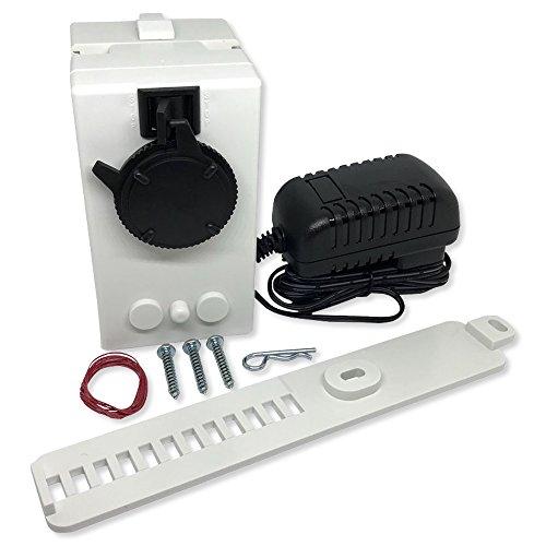 Add-A-Motor - Chicken Coop Automatic Door Accessory Motor - Model D20-120V (Best Chicken Coop Ideas)