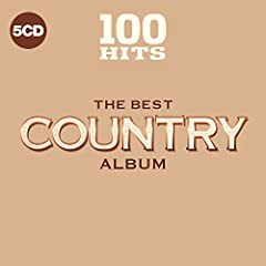 2018 five CD collection. 100 Hits: The Best Country Album contains the defining tracks of country, including songs from: Dolly Parton, Johnny Cash, Tammy Wynette, Kris Kristofferson, Elvis Presley, Willie Nelson, Janis Joplin, Charlie Rich, T...