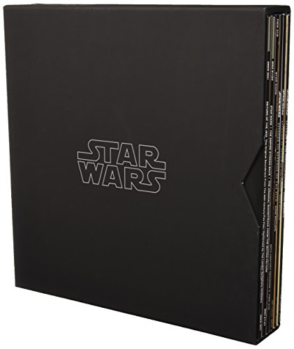 Price comparison product image Star Wars - The Ultimate Vinyl Collection