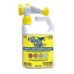 Spray & Forget SFHDSPRY 32 oz Bottle, 1C...
