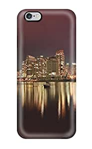 New Style Case Cover Iphone 6 Plus Protective Case Vancouver City Nights