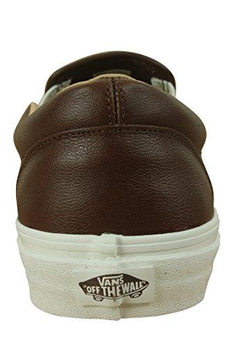 Vans VN0A38F7QTT Men Classic Slip On Footwear Shaved Chocolate Porcini LhtIQU7C