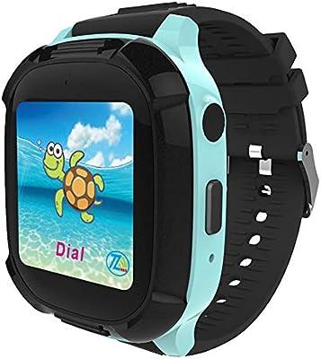 Mavis Laven Smart Watch, 1.44 en GPS Dial Photo SOS Smartwatch ...