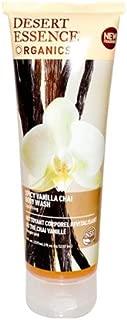 product image for Desert Essence Body Wash, Vanilla Chai, 8 Fluid Ounce