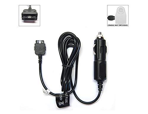 Ramtech 12-Volt DC Car Vehicle Power Adapter Charger Cable Cord for Garmin GPS Nuvi 750 755 755T 760 765 765T 770 775 775T 780 785 785T + Bonus Free Stylus Pen - CH700