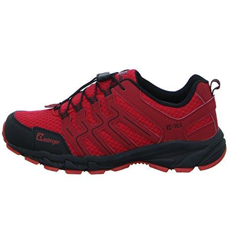 basses Kastinger randonnée Rot de Chaussures Rot pour Trailrunner femme FPqrFnI