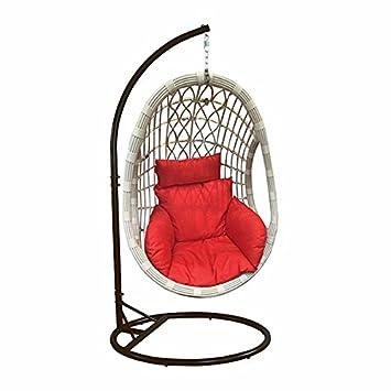 Amazon De Orizzonte Hangematte Sessel Aufhangen Garten Chest Deluxe