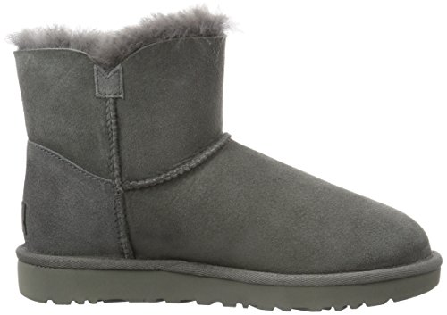 Kurzschaft Stiefel UGG Mini Damen Bailey Button 4BaHqI