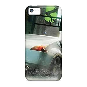 Hot New 2009 Nissan 370z Undercover Case Cover For Iphone 5c With Perfect Design