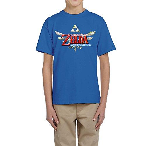 ^GinaR^ Youth The Legend Of Zelda 2 Regular T-shirt Tee -