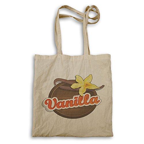 Gewürze Vanille Essen Tragetasche o686r