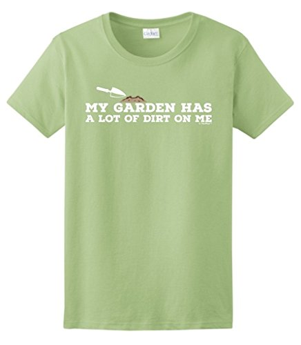 Gardening Garden Funny Ladies T Shirt
