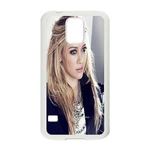 Printed Phone Case Hilary Duff For Samsung Galaxy S5 NC1Q02872
