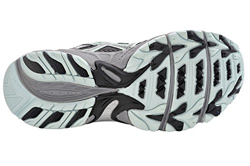 ASICS Women's Running Gray/Silver/Soothing Sea)