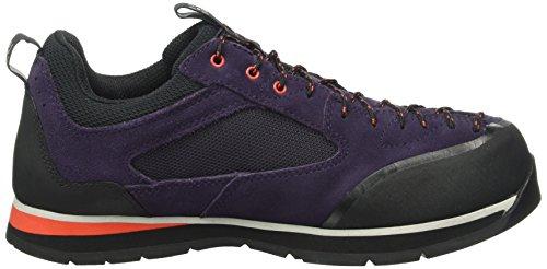 Violett Trekking Wanderhalbschuhe Acai Damen Icon Haglöfs Berry Habanero ROC amp; GT q4I7Uw0