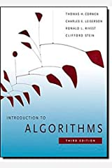 Introduction to Algorithms, 3rd Edition (The MIT Press) Hardcover