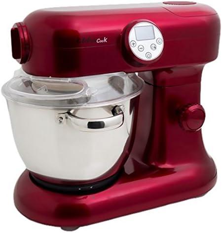 Kitchencook V3 REVOLUTION-Robot de cocina multifunción Kitchencook eléctrica rojo: Amazon.es: Hogar