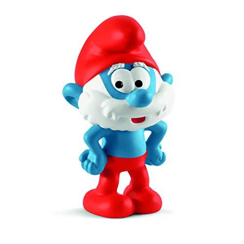 (Schleich Papa Smurf Toy)