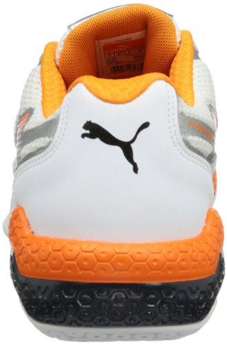 Puma Rechtvaardig 1.2 Heren Indoor Sport Sneakers / Schoenen Wit