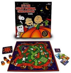 It's the Great Pumpkin, Charlie Brown Game ()