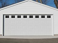 Eapele Magnetic Garage Door Windows Hard...