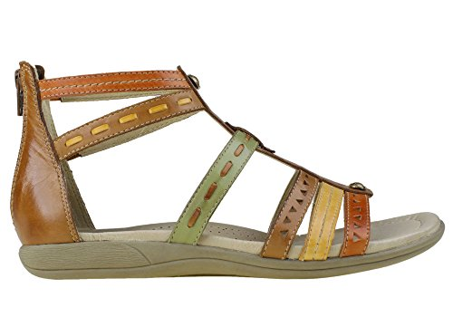 Support Womens Sandals Cushioned Gladiator Multi Carlota Shoes Alpaca Leather Planet Arch q6xTg47nw
