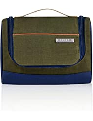 MONYKER Toiletry Kit Casual Nylon Olive