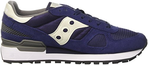 Saucony Shadow Uomo Multicolore Grey Sneaker Original Blue TaT8x