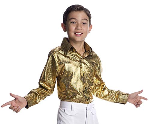 (Charades Hologram Children's Disco Top , As Shown,)