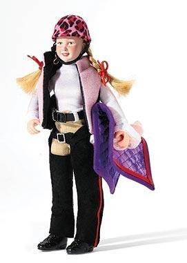 "Breyer 6"" Junior Rider Ashley doll"