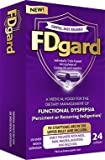 FDgard 24 Count Box for Functional Dyspepsia, FD, Indigestion, Gas, Bloating, Nausea, Belching, Upper Belly Pain, Early Fullness, Caraway and Peppermint Oil