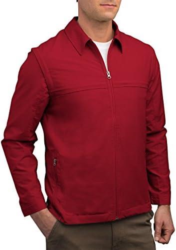 [Sponsored] Men's SCOTTeVEST Jacket - 25 Pockets - Travel Clothing