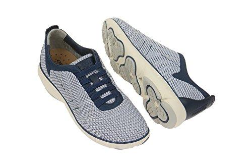 Calzado deportivo para mujer, color Azul , marca GEOX, modelo Calzado Deportivo Para Mujer GEOX D NEBULA Azul Hell-Blau