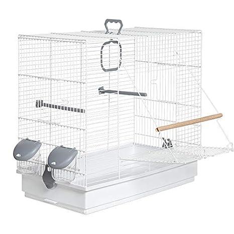 VOLTREGA Jaula pájaros 613B: Amazon.es: Productos para mascotas