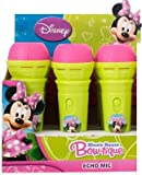 Disney Minnie Mouse Echo Mic. (one supplied - this item is not boxed)