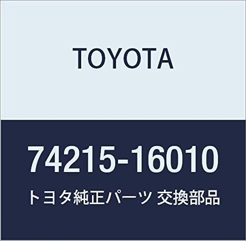 Toyota 74215-16010 Door Armrest Base