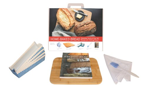 Home Baked Bread, Essential Tools & Over 90 Recipes for Making Bread by Doris Goldgewicht (2013) (Home Baked Bread)