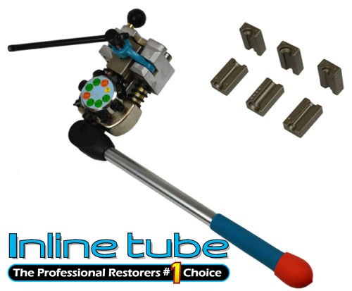 Inline Flaring Tool : Double single metric standard degree professional