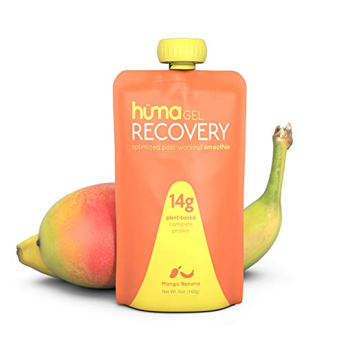 Huma Gel Workout Recovery Smoothie