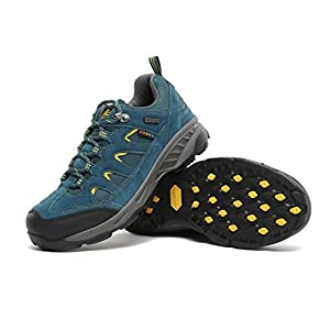 The First Outdoor Women's Breathable Low Waterproof Shock Absorb Hiking Shoes
