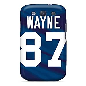 Defender Case For Galaxy S3, Indianapolis Colts Pattern