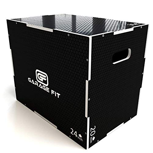 Garage Fit Wood Plyo Box