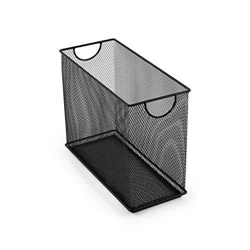 - Design Ideas 34234-DI Tabletop File-Mesh-Black,