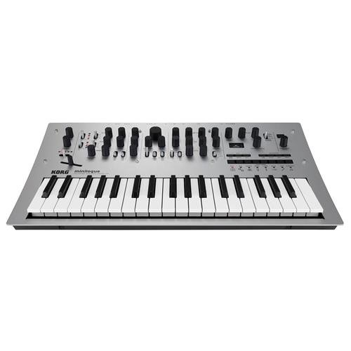 Why Should You Buy Korg Minilogue 4-Voice Polyphonic Analog Synth with Presets (MINILOGUE)